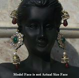 Bollywood earrings  7