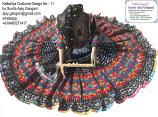 Kalbeliya costume 11
