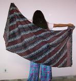 Belly dance veils on sale 38