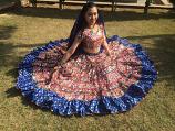 banjara gypsy costume