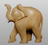 Wooden Elephant 2