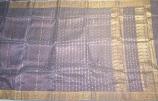 Used silk sari 38