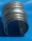 Tribal kuchi cuff 60