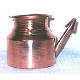 Copper Jal Neti Lota