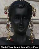 Bollywood earrings  8