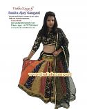 Bollywood dance costume 109