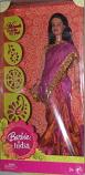 Barbie in Fuxia Sari