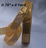 "0.75"" sequin x 9 yard =Trim 105"