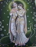 radha krishna Idol 1