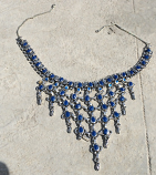 Tribal kuchi Beaded necklace 4
