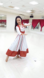Bollywood dance costume 82