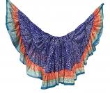 Blue Maharani skirt 20