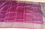 Used silk sari 33