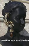 Bollywood earrings 1