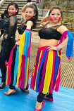 kids bollywood costume 7