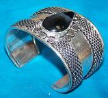 Tribal kuchi cuff 89