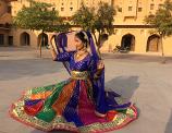 Bollywood dance costume 112