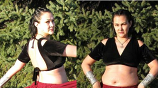 Belly dance choli 27