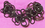 Hair brooch 17