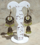 Kuchi earrings 57