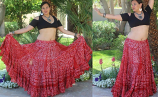 belly dance 25 yard jaipur skirts