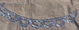 Tribal  waist hips belt-6