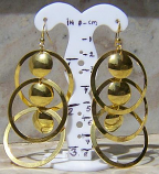 Kuchi earrings 105