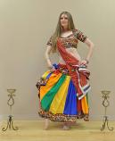 Banjara costume 2