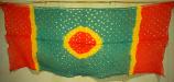 Bhandhani tie dye Scarf 15