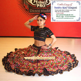 Banjara skirt 2 Black