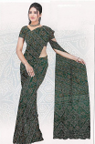 Sari with blouse and petticoat 69