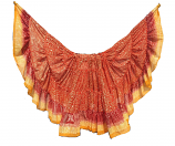 red Maharani skirt 19