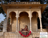 Bollywood dance costume 115