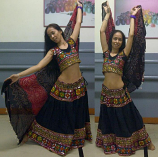 Bollywood costume 8