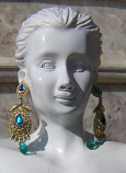 Bollywood earrings  34