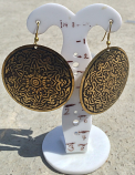 Kuchi earrings 155