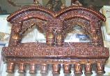 Wooden Jarokha 1