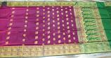 Used silk sari 32