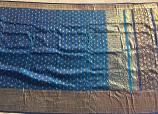 Used silk sari 25