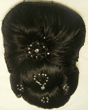 Hair brooch 32