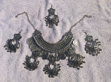 Tribal indian necklace 55