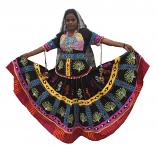 Kalbeliya costume 8