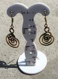 Kuchi earrings 158