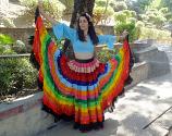 Gypsy skirt 1