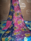 Sari with blouse and petticoat 13