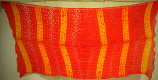 Bhandhani tie dye Scarf 8