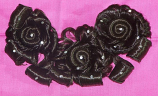 Hair brooch 36
