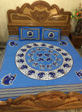 Indian Bed sheet 45