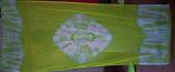 3-yard batik chiffon veils