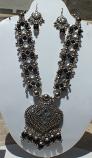 Tribal kuchi necklace 73